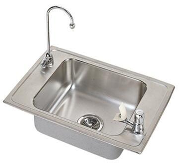 Elkay PSDKADQ2517VRC Kitchen Sink