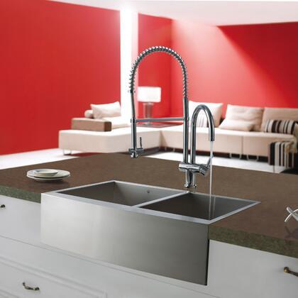 Vigo VG14019 Kitchen Sink