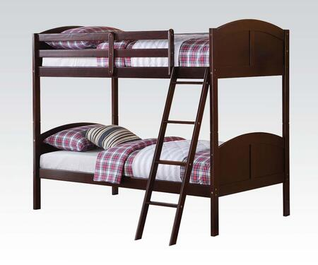 Acme Furniture 37010 Toshi Series  Twin Size Bunk Bed