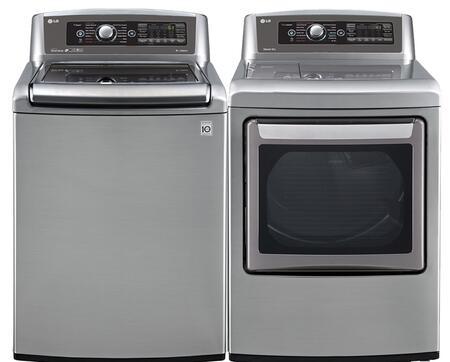 LG 391431 TurboWash Washer and Dryer Combos