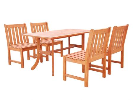 Vifah v189set20 rectangular shape patio sets appliances for Outdoor furniture 0 finance