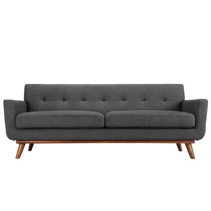 Modway EEI1180DOR Engage Series Stationary Fabric Sofa