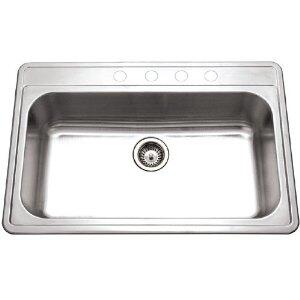 Houzer PGS312241 Kitchen Sink