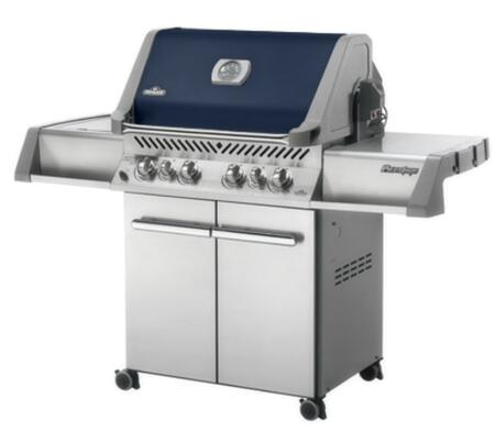 Front View of the Prestige Grill
