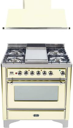 Ilve 720122 Majestic Kitchen Appliance Packages