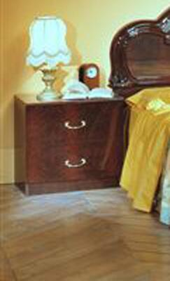 VIG Furniture CLACMELANIANS Melania Series Rectangular Wood Night Stand