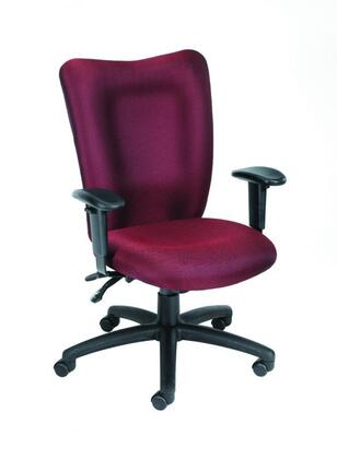 "Boss B2007BY 32"" Adjustable Contemporary Office Chair"