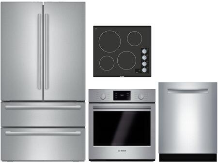 Bosch 736590 800 Kitchen Appliance Packages