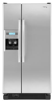 Whirlpool ED2KHAXVS Freestanding Side by Side Refrigerator