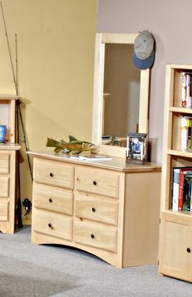 Chelsea Home Furniture 35244704480  Wood Dresser