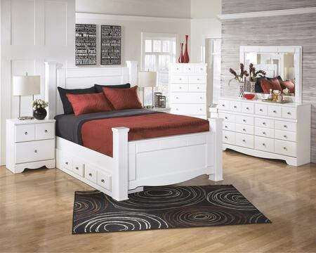 Milo Italia BR418SIG4PCKPS6DDLM2DNKIT1 Waters King Bedroom S