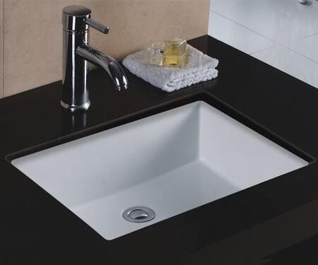 Wells RTU22166W Bath Sink