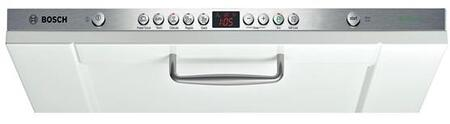 Bosch SHV58E13UC 800 Plus Series Full Integrated Fully Integrated Dishwasher with