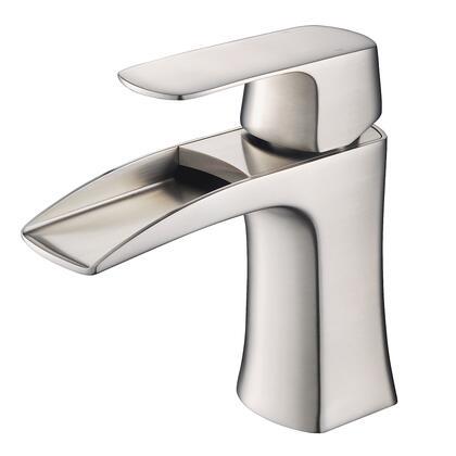 Fresca FFT3071 Fortore Single Hole Mount Bathroom Vanity Faucet