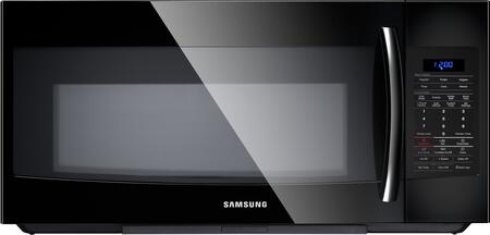 Samsung Appliance SMH1927B 1.9 cu. ft. Over the Range Microwave Oven with 400 CFM, 1000 Cooking Watts, in Black
