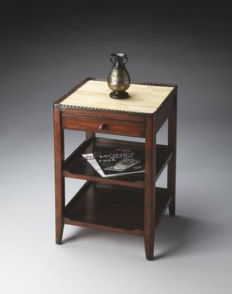 Butler 4159070 Heritage Series Traditional Square End Table