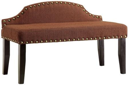 Furniture of America CMBN6880BRS Hasselt Series  Bench