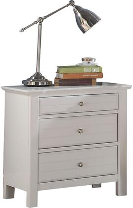 Acme Furniture 30423 Mallowsea Series Rectangular Wood Night Stand