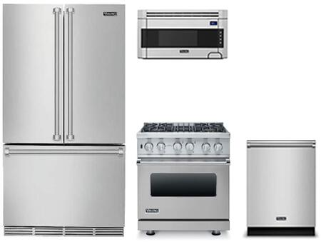 Viking 749679 3 Kitchen Appliance Packages