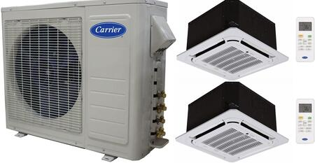 Carrier 700978 Performance Mini Split Air Conditioner System