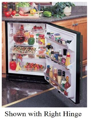 Marvel 61ARMWWFL  Built In Counter Depth Compact Refrigerator with 5.93 cu. ft. Capacity, 2 Wire Shelves