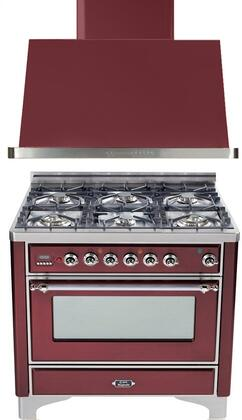 Ilve 720116 Majestic Kitchen Appliance Packages
