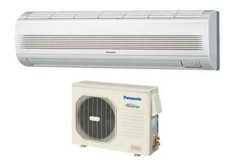 Panasonic KS24NKU Air Conditioner Cooling Area,