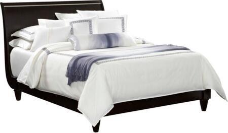 Broyhill PINSTRIPEBEDQ  Queen Size Sleigh Bed