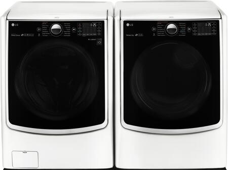 LG 653156 Washer and Dryer Combos