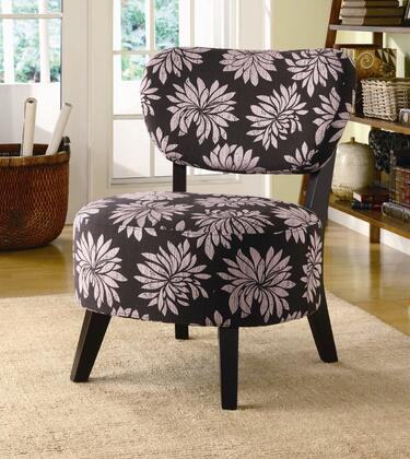 Coaster 900390  Pattern fabric Accent Chair