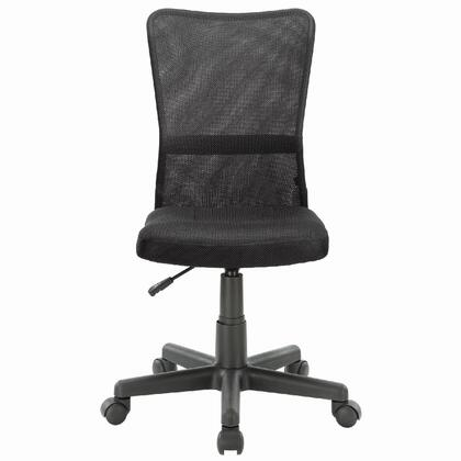 "Modway EEI710BLK 21"" Adjustable Contemporary Office Chair"