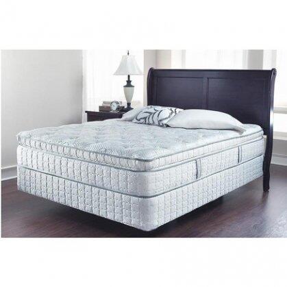 Serta DSPT702933F Bellagio Series Full Size Pillow Top Mattress