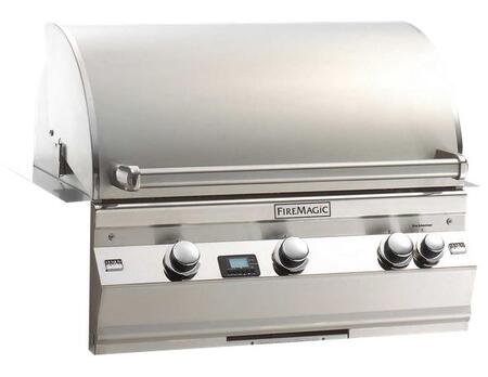 FireMagic A540I2L1P Built In Grill, in Stainless Steel