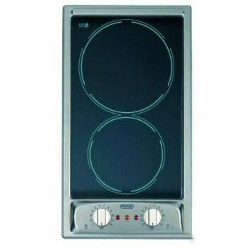 DeLonghi DEECT110VFSSS  Electric Cooktop, in Stainless Steel