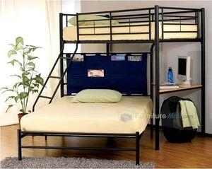 Acme Furniture 02030 Winoma Series  Twin Size Bunk Bed
