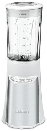 Cuisinart CPB300x Compact Portable Blending/Chopping System with BPA Free Tritan 32 Oz. Blender Jar, 8 Oz. Chopping Cup, Four 16 Oz. Travel Cups, Stainless Steel Blades, LED Indicators Lights, in