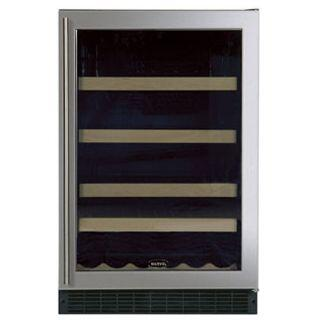 "Marvel 6SBAREBDR 23.875"" Built-In Wine Cooler"
