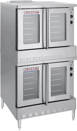 "Blodgett SHO-100-E-x 39"" Economy Series Full Size, Standard Depth Electric Convection Oven with Dual Pane Thermal Glass Windows and Triple Mounted Pressure Lock"
