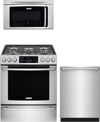 Electrolux 681203 IQ-Touch Kitchen Appliance Packages