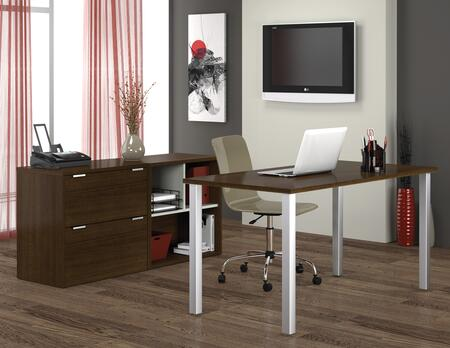 Bestar Furniture 50854 Contempo Executive desk kit