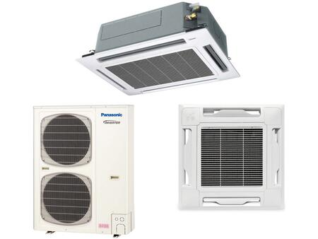 Panasonic 42PSU1U6 Ceiling Recessed Air Conditioner Cooling Area,