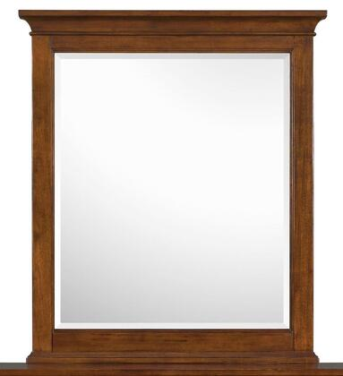 Magnussen Y187342 Riley Series Childrens Rectangular Portrait Mirror