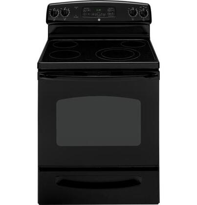 GE JB640DRBB CleanDesign Series Electric Freestanding