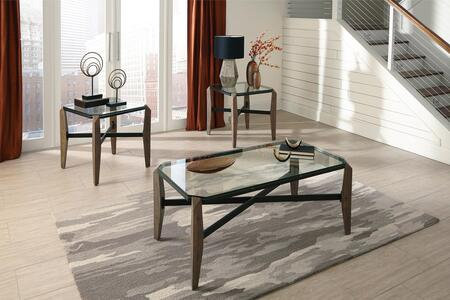 Donny Osmond Home 720948SET Home Accents Living Room Table S