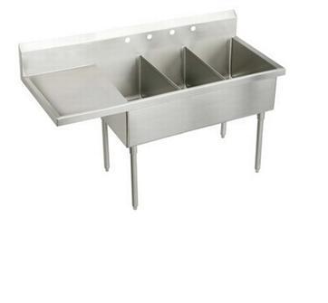 Elkay WNSF8354L4 Kitchen Sink