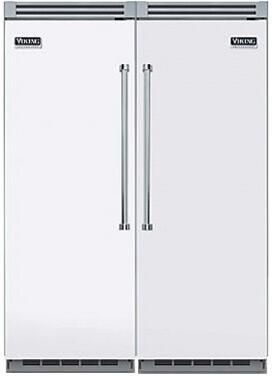 Viking 733613 Side-By-Side Refrigerators