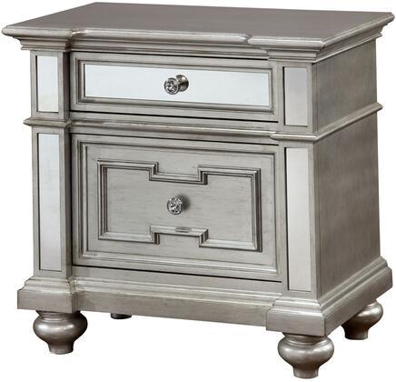 Furniture of America CM7673N Salamanca Series  Night Stand