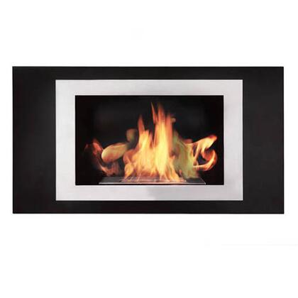 Bio Flame LOR5FCWM Lorenzo Series Vent Free Bioethanol Fireplace