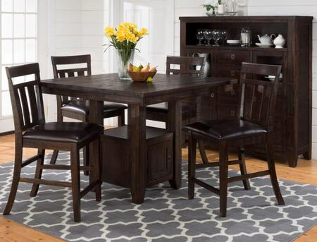 Jofran 70548SET5 Kona Grove Dining Room Sets