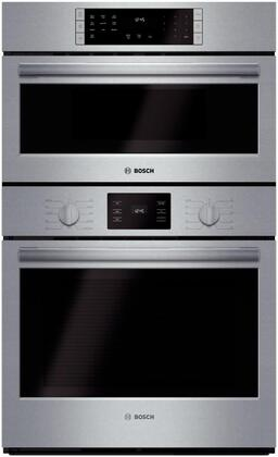 "Bosch HBL5751UC 30"" Single Wall Oven, in Stainless Steel"